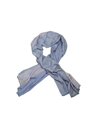 Light Blue Pashmina