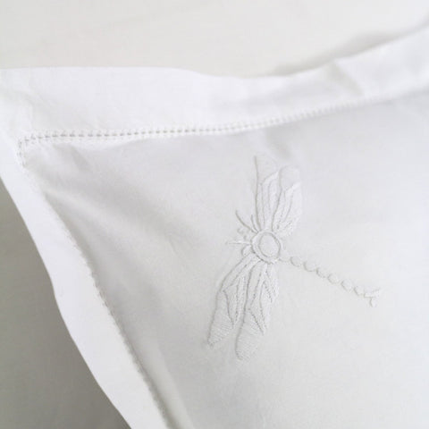 Square Dragonfly White