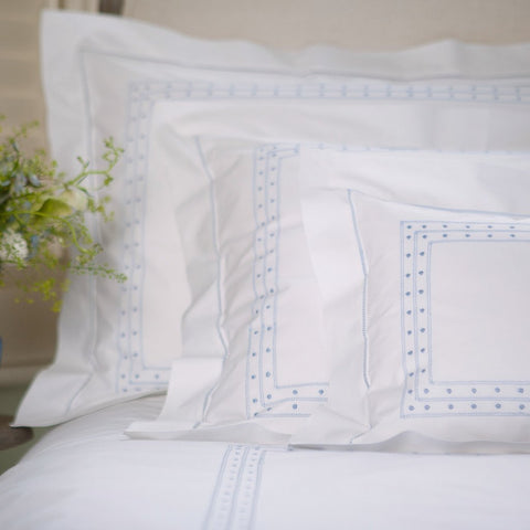 Matilda Blue Pillowcase