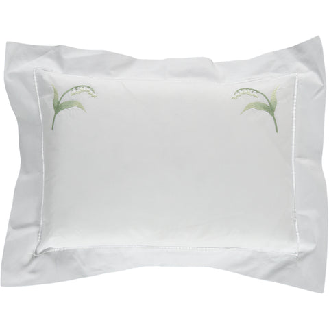 Lily Of The Valley Baby Pillowcase