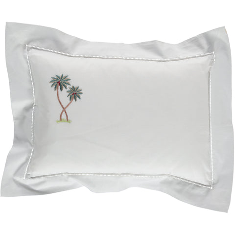 Palm Baby Pillowcase