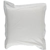 White Dragonfly Square Pillowcase