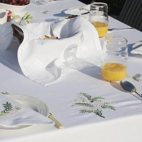 Mimosa Tablecloth
