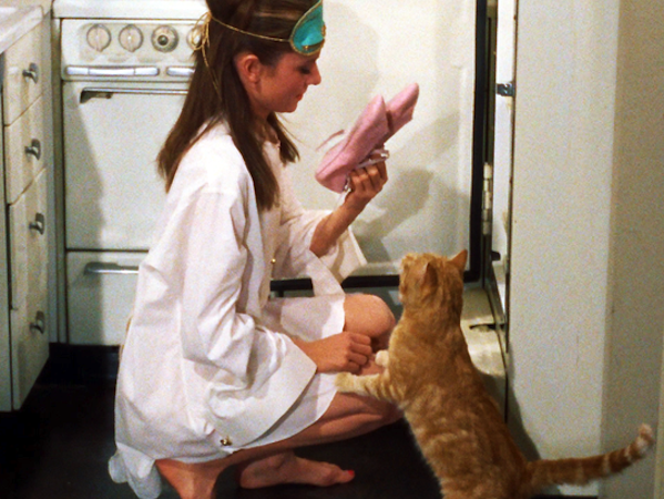 Style icon: Holly Golightly