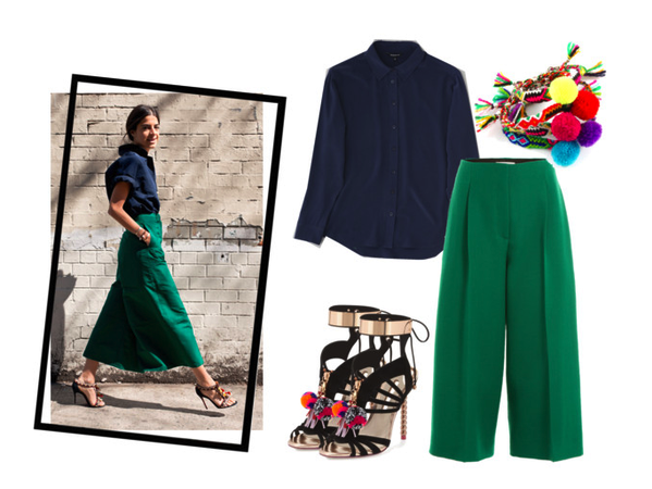 From the Front Row: Leandra Medine