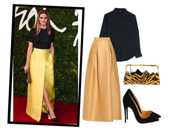 From the Front Row: Wear it like Olivia Palermo