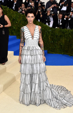 Ruby Rose met gala 2017