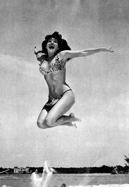 Style Icon Bettie Page Vaughan Style Blog