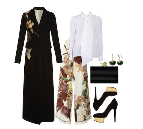 chic chinese style inspiration silk and jade