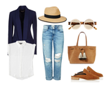 fashion separates for smart travel style