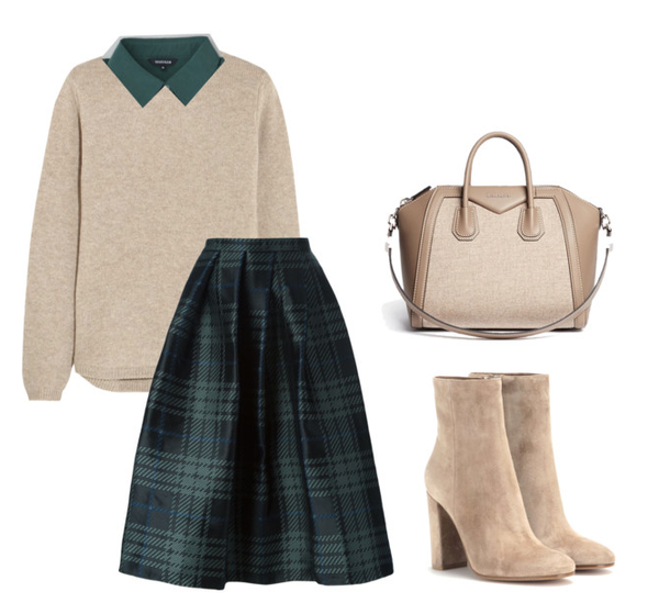 silk cashmere and tartan christmas wish list