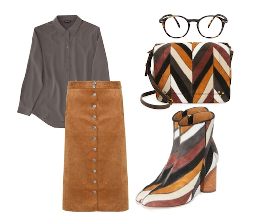 fall style inspiration matching accessories