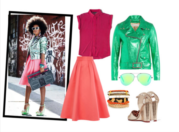 Solange Knowles styling inspiration