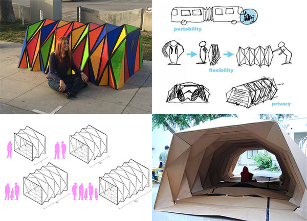 portable housing end homelessness