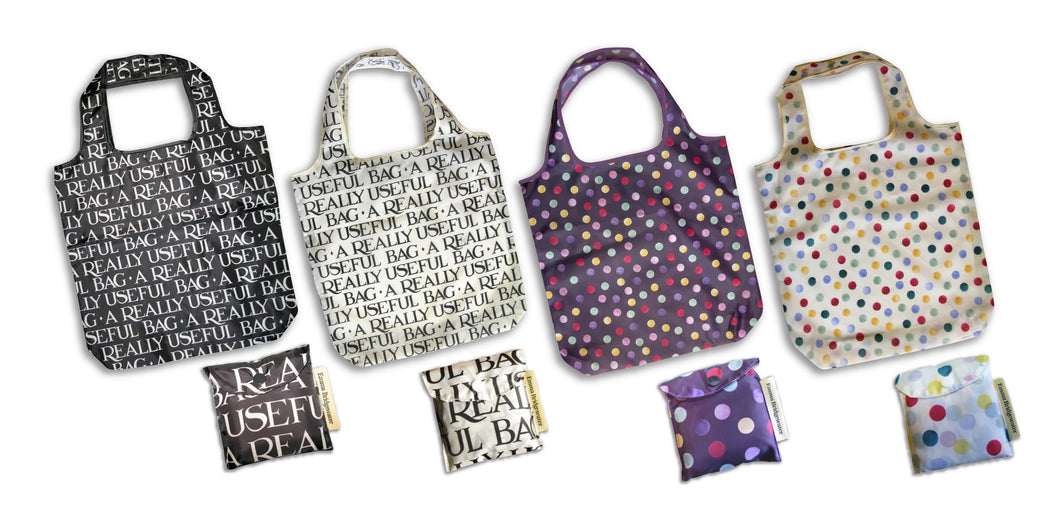 Emma Bridgewater rPET Pouch Bag (4 designs, total 32 bags, SRP included) **MAINLAND UK DELIVERY INCLUDED**