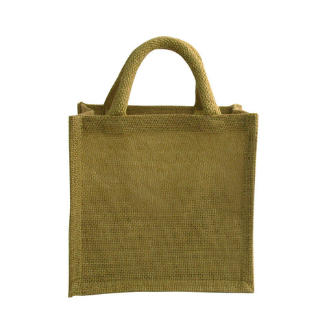 Small Jute Shopper (GH034 Junior)