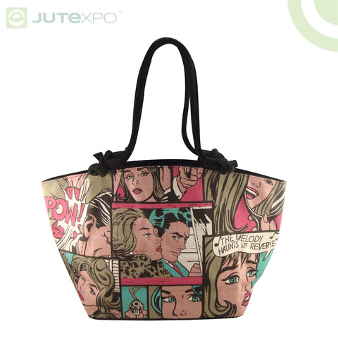 Printed Shopper - PopArt
