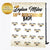 18th Birthday Bash Black and Gold Custom Step and Repeat Backdrop Photo Booth Banners