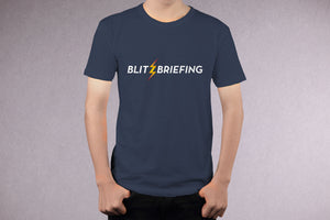 Blitz Briefing - T-Shirt
