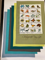 Load image into Gallery viewer, Chesapeake Bay Life Tea Towels