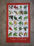 Eastern Woodlands Tea Towel