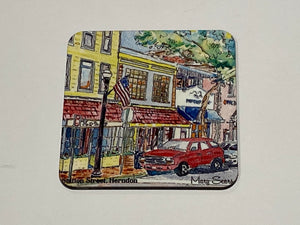 Town of Herndon Coasters