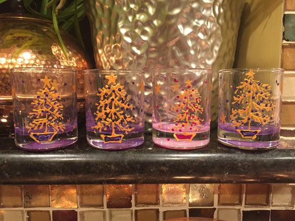 Advent Votive Set
