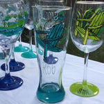 Load image into Gallery viewer, Custom Design - Hand Painted Glassware