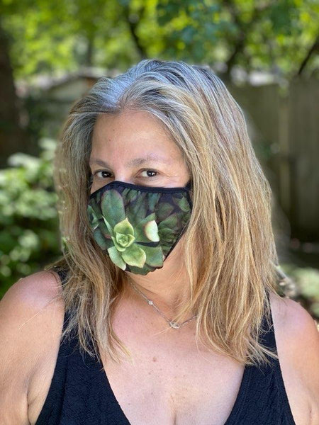 Face Mask - Quilted