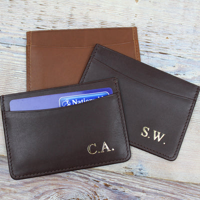 Classic 3 Credit Card Holder
