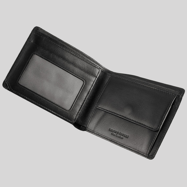 Classic 9 Cards and Coin Pocket Tri Fold Wallet