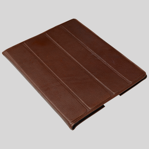 Textured Leather iPad Case