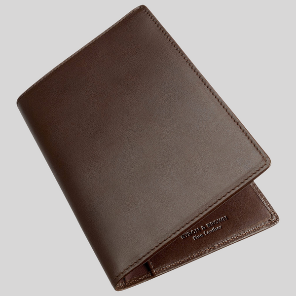 Men's Slim Travel Wallet