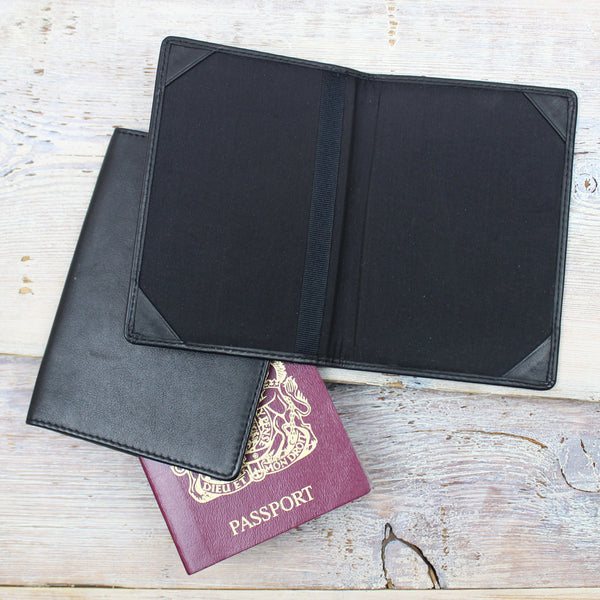 Enzo Nappa Passport Cover