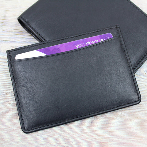 Enzo Nappa 3 Card Holder