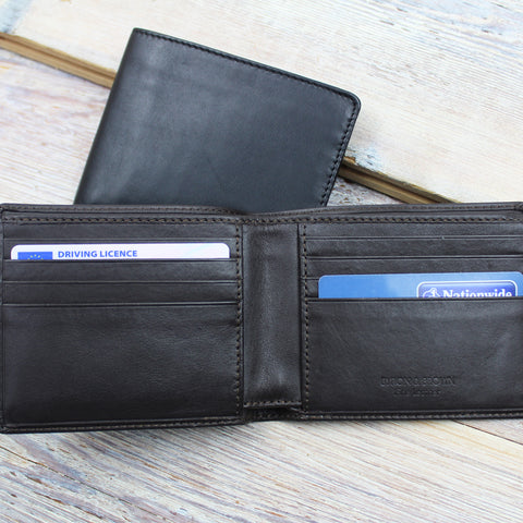 Enzo Nappa 8 Card Wallet