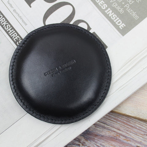 Leather Paperweight