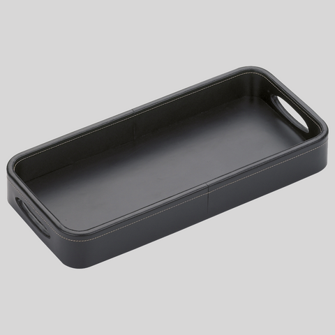 Rectangular tray