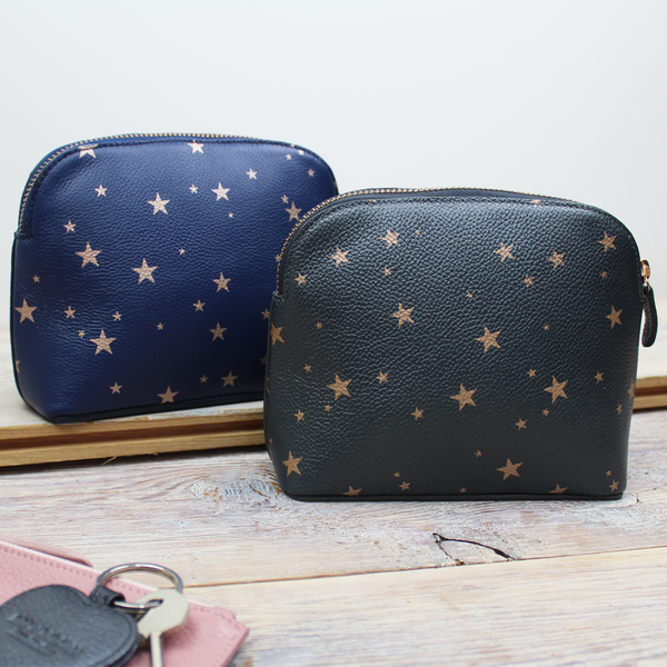 Star Print Essential Pouch