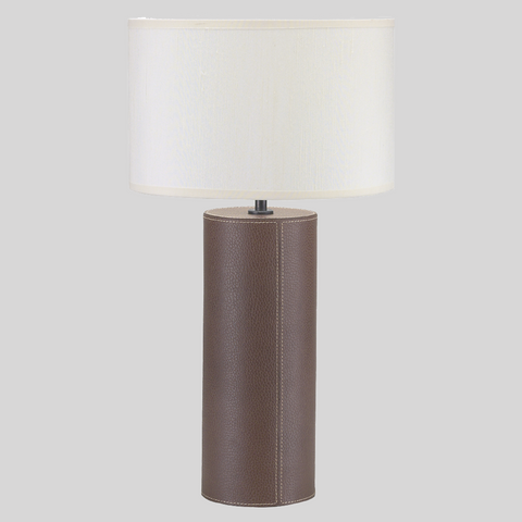 Tall Round Lamp Base