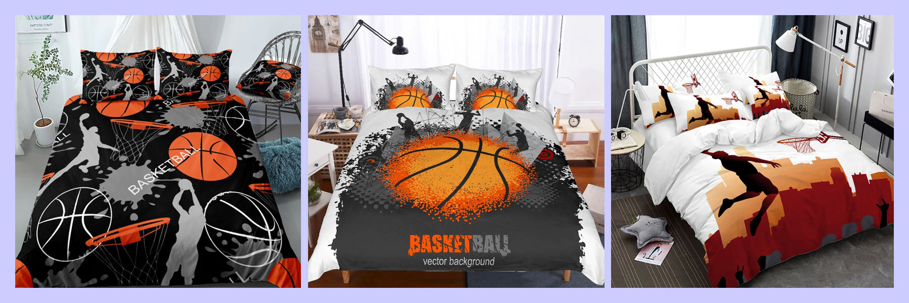 collection housse de couette basketball couettedouillette