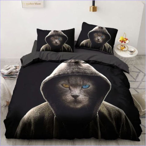 Housse de Couette Chat coatch