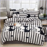 Housse de Couette Chats in Love - couettedouillette