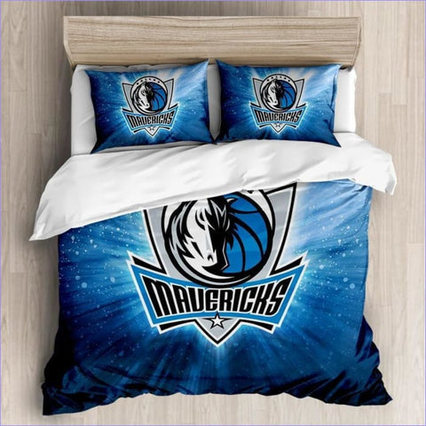 Housse de Couette Dallas Mavericks