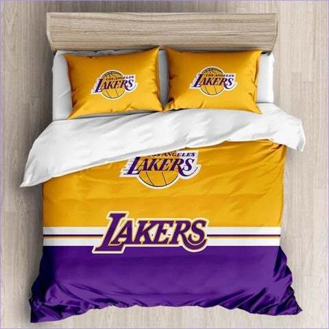 Housse de Couette Lakers los Angeles