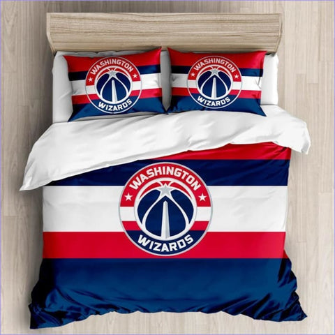 Housse de Couette Washington Wizards