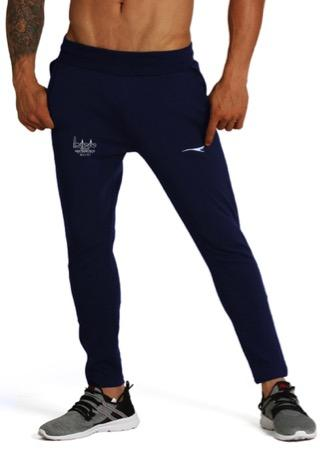 Men's Hydrosoft(tm) Joggers - Navy 'Span Design' - SF Marathon