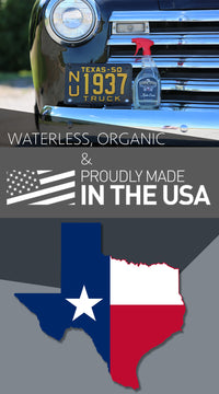 Texas2Step Car Cleaner Made In The USA