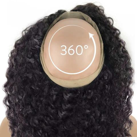 360° LACE FRONTAL - Curly