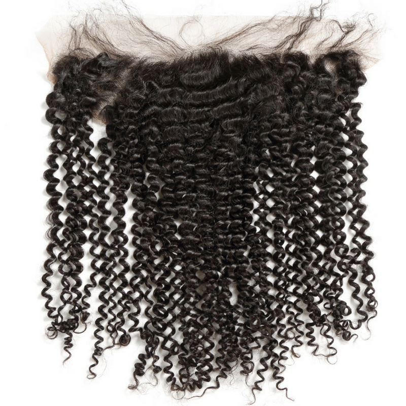 "13"" x 4"" Lace Frontal - Curly"
